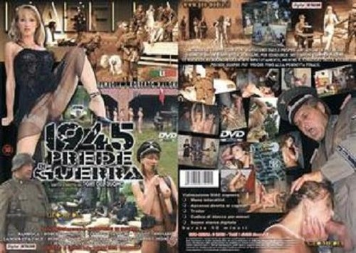 <p>Titolo: 1945 Prede di Guerra Genre: All Sex, Oral, Anal, Group Sex, Double Penetration Descrizione: V.M.18 (116&#8242;) ITA 2007 Informazione: In 1945, the German troops invaded different Italian cities of capture the most beautiful girls. They were taken to the famous pleasure camps where they were violated repeatedly. While they wanted to leave they couldn't [&hellip;]</p>