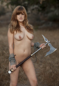 Axe girls nude