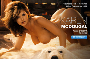 Karen McDougal C-S-S-Acom Celebrity Sex Stories Archive